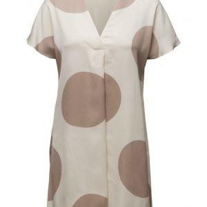 Mango Flowy Print Dress lyhyt mekko