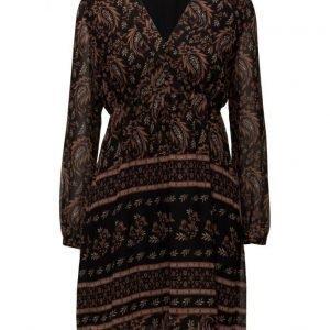 Mango Flowy Print Dress mekko