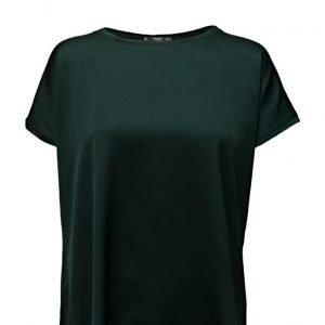 Mango Flowy T-Shirt lyhythihainen pusero