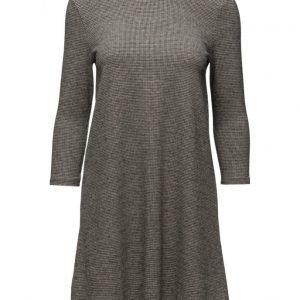 Mango Houndstooth Pattern Dress mekko