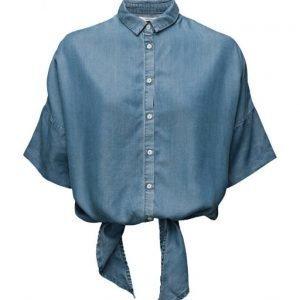 Mango Knot Shirt lyhythihainen paita