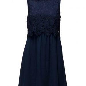 Mango Lace Top Gown lyhyt mekko
