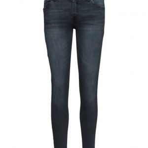 Mango Low Waist Mery Jeans skinny farkut