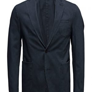 Mango Man Cotton Canvas Blazer bleiseri