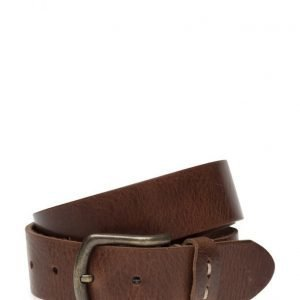 Mango Man Leather Belt vyö