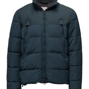 Mango Man Mixed Quilted Jacket untuvatakki