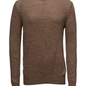 Mango Man Mohair-Blend Sweater pyöreäaukkoinen neule
