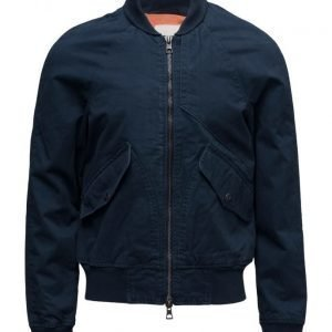 Mango Man Pocket Cotton Bomber Jacket bomber takki
