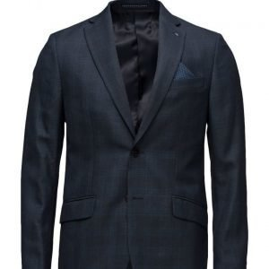 Mango Man Regular-Fit Check Suit Blazer bleiseri