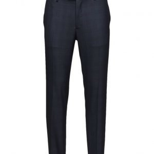 Mango Man Regular-Fit Check Suit Trousers muodolliset housut