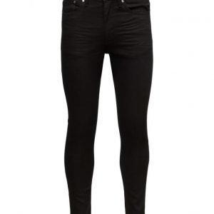 Mango Man Skinny Black Jude Jeans skinny farkut