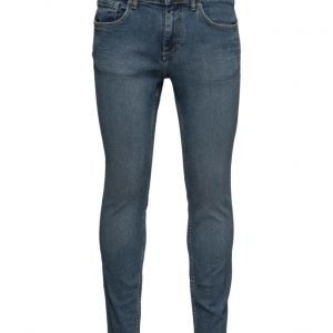 Mango Man Skinny Dark Wash Jude Jeans skinny farkut