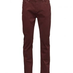 Mango Man Slim-Fit 5 Pocket Garment-Dyed Trousers