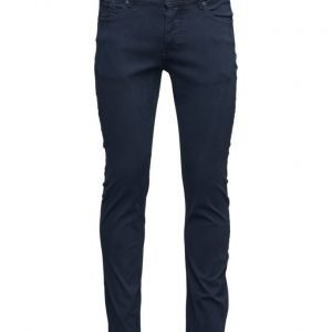Mango Man Slim-Fit 5 Pocket Garment-Dyed Trousers slim farkut