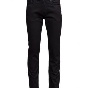 Mango Man Slim-Fit Black Jan Jeans slim farkut