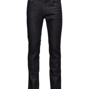 Mango Man Slim-Fit Black Tim Jeans slim farkut