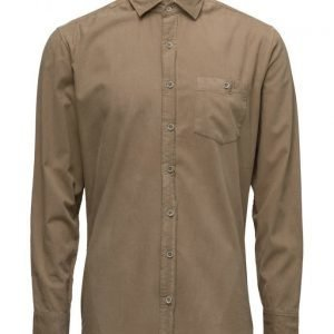 Mango Man Slim-Fit Corduroy Shirt