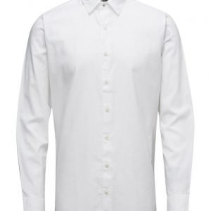Mango Man Slim-Fit Cotton Piqu Shirt