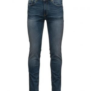 Mango Man Slim-Fit Dark Wash Tim Jeans slim farkut