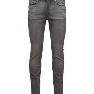 Mango Man Slim-Fit Grey Jan Jeans skinny farkut
