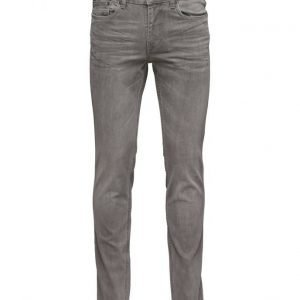 Mango Man Slim-Fit Grey Tim Jeans skinny farkut