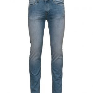 Mango Man Slim-Fit Light Wash Jan Jeans slim farkut