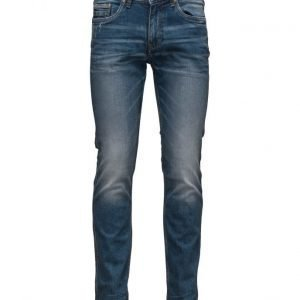 Mango Man Slim-Fit Medium Wash Tim Jeans slim farkut