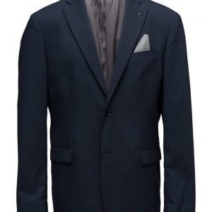 Mango Man Slim-Fit Patterned Suit Blazer bleiseri