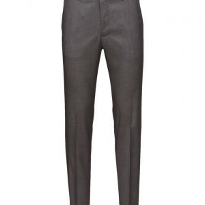 Mango Man Slim-Fit Patterned Suit Trousers muodolliset housut