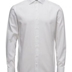 Mango Man Slim-Fit Tailored Cotton Shirt