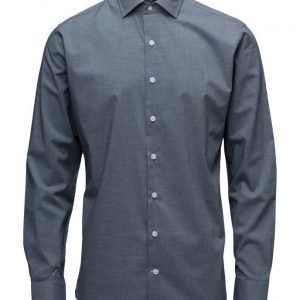 Mango Man Slim-Fit Tailored End-On-End Shirt