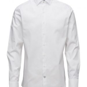 Mango Man Slim-Fit Tailored Textured Shirt