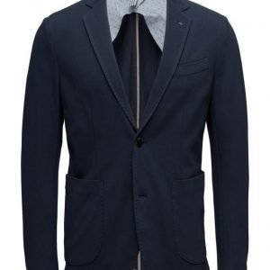 Mango Man Slim-Fit Unstructured Cotton Blazer bleiseri