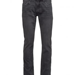 Mango Man Straight-Fit Grey Bob Jeans regular farkut