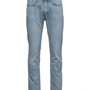 Mango Man Straight-Fit Light Wash Bob Jeans regular farkut