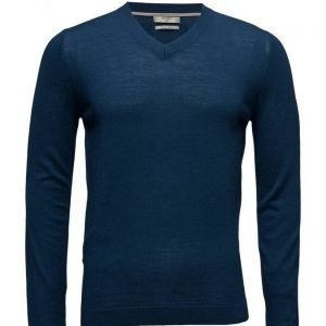 Mango Man V-Neck Wool Sweater v-aukkoinen neule