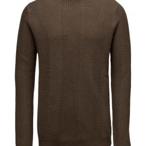 Mango Man Wool-Blend Knit Sweater