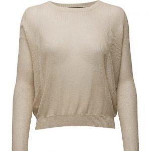 Mango Metal Thread Sweater neulepusero