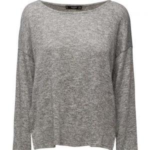 Mango Metallic Thread T-Shirt neulepusero