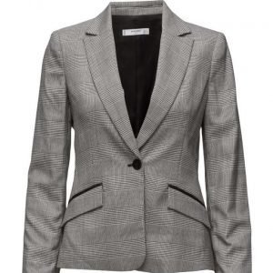 Mango Micro Houndstooth Suit Blazer bleiseri