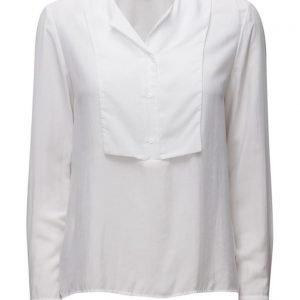 Mango Modal Shirt pitkähihainen pusero