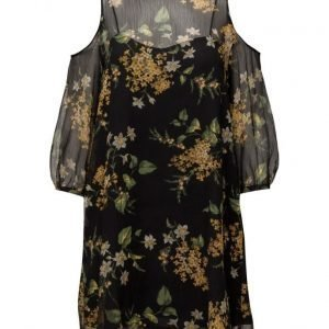 Mango Off-Shoulder Dress lyhyt mekko