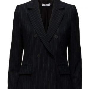 Mango Pinstripe Suit Blazer bleiseri