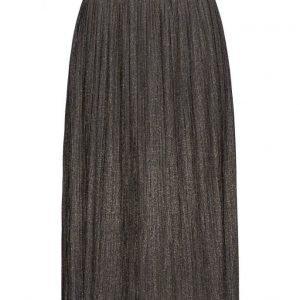 Mango Pleated Midi Skirt mekko