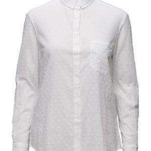 Mango Plumeti Shirt pitkähihainen paita