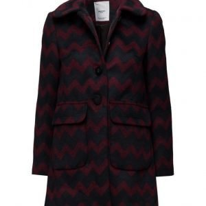 Mango Pockets Wool Coat villakangastakki