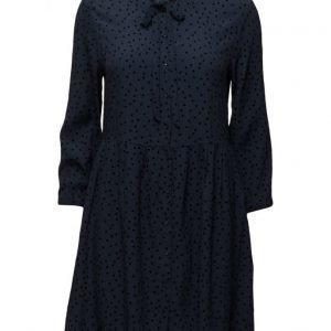Mango Polka-Dot Textured Dress lyhyt mekko