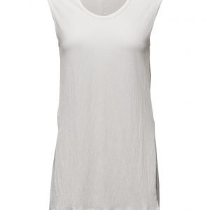 Mango Side Slit T-Shirt