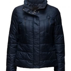 Mango Side-Zip Quilted Coat untuvatakki