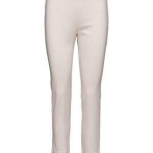 Mango Slim-Fit Cotton-Blend Trousers skinny housut
